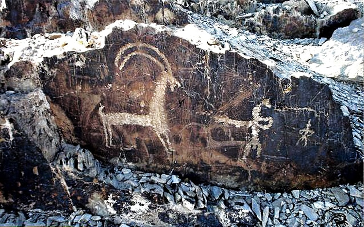 MIDDLE EAST ROCK ART