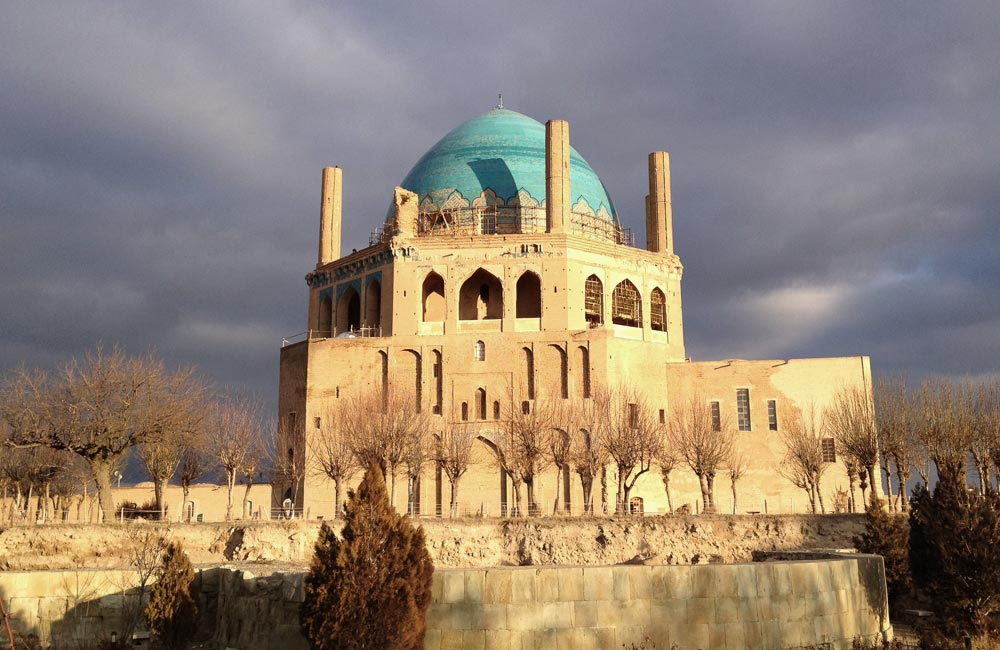 THE CITY OF SOLTANIYEH