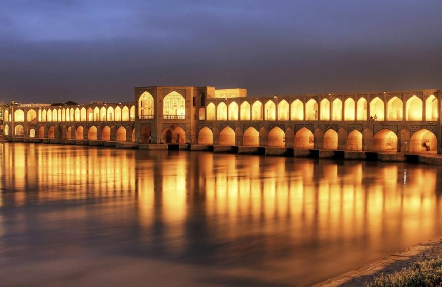 The Top Five Destinations of Isfahan