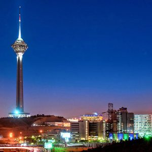Top Five Destinations of Tehran