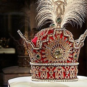 THE TREASURY OF NATIONAL JEWELS