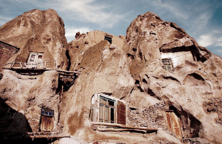 THE WONDROUS KANDOVAN VILLAGE