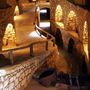 Iran's Modernized Antiquity – The Underground City of Kariz
