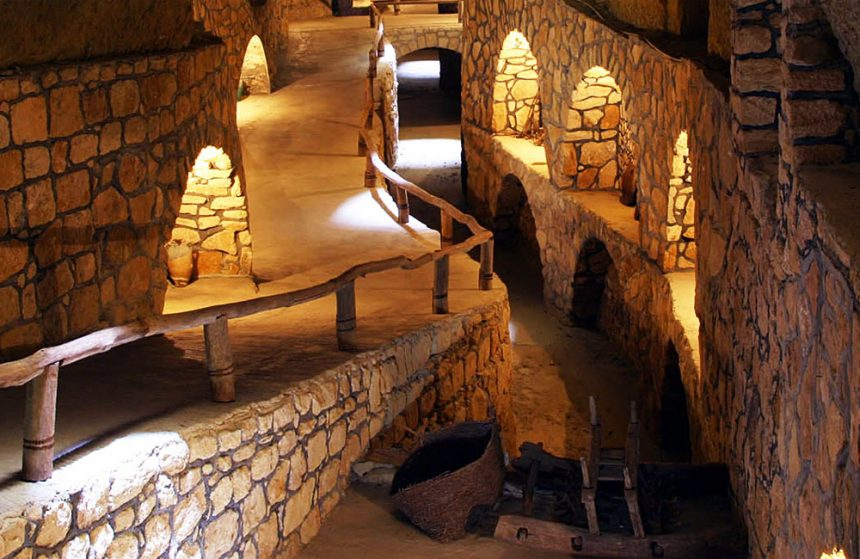 Iran's Modernized Antiquity – The Underground City of Kariz