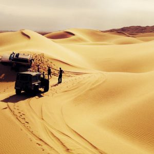 THE WHITE HOT KAVIR-E LUT (Lut Desert) in iran