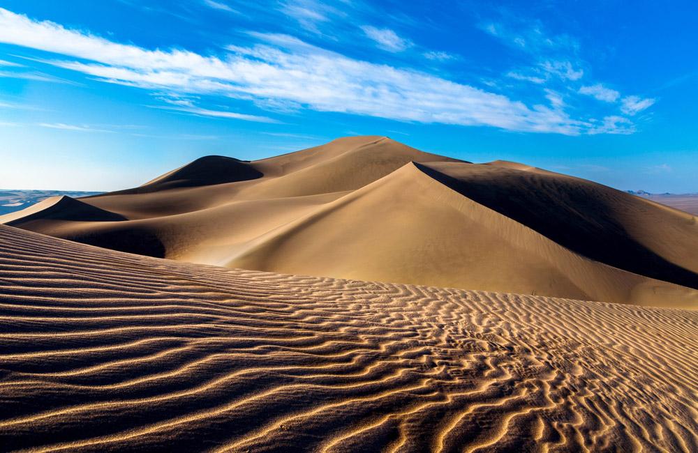 KAVIR-E LUT (Lut Desert) in iran