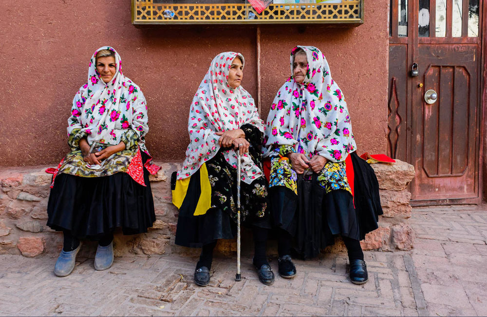 Top Adventure and Top Tourist Attraction in Iran Abyaneh