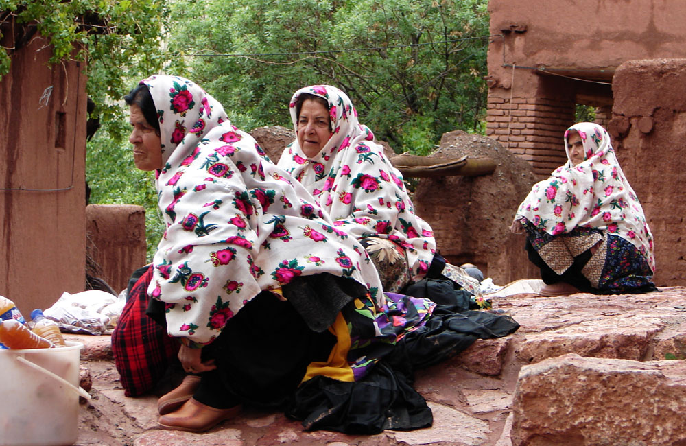 """Abyaneh"" Top Tourist Attraction in Iran"