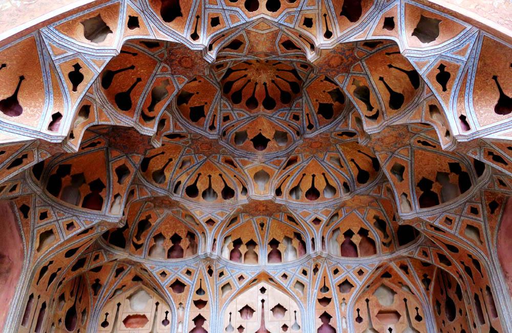 The Extravagant Kakh-e Ali Qapu
