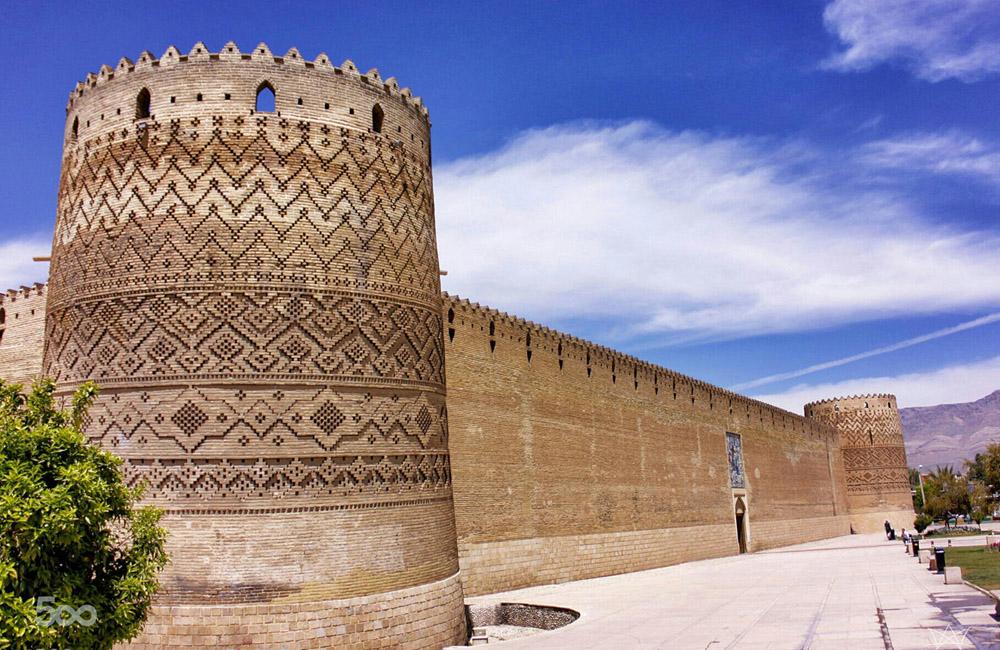 Arg-e Karim Khan Zand in Shiraz, Iran