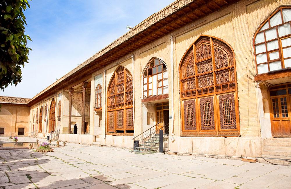 Architecture of Arg-e Karim Khan Zand