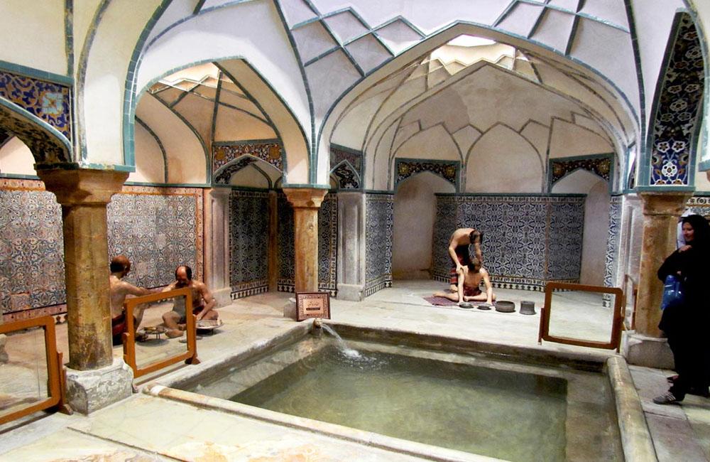 HAMMAM-E GANJ ALI KHAN TRADITIONAL Bathhouse