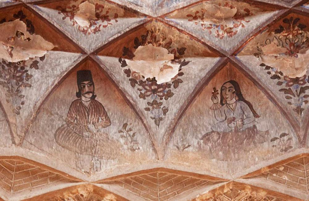 THE HISTORIC BAZAAR OF KERMAN