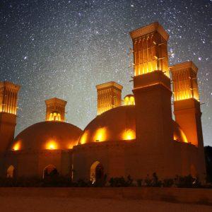 YAZD, IRAN, UNESCO'S LATEST INSCRIPTIONTO THE WORLD HERITAGE LIST