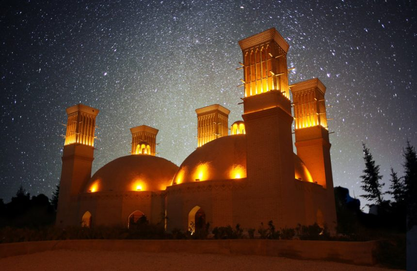 YAZD, IRAN, UNESCO'S LATEST INSCRIPTIONTO THE WORLD HERITAGE LIST