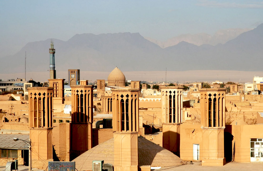 Yazd was officially inscribed to UNESCO's World Heritage List