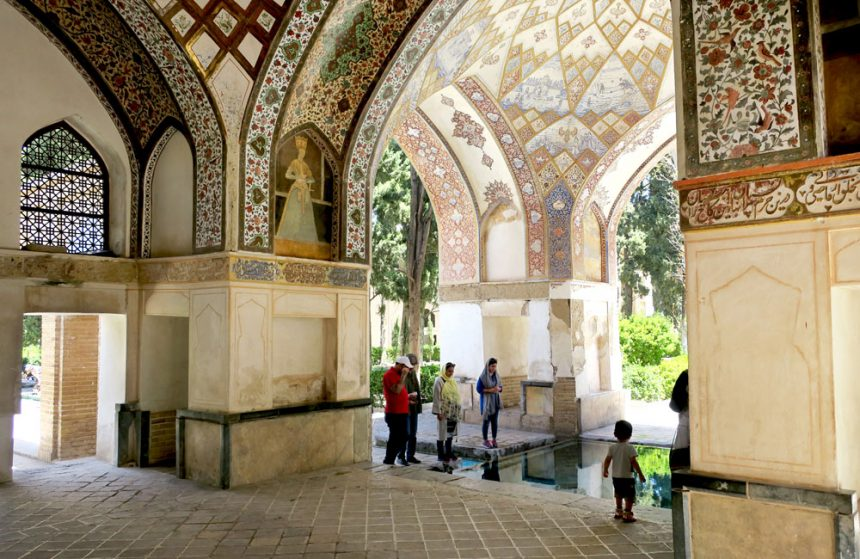 The Top Five Destinations of Kashan