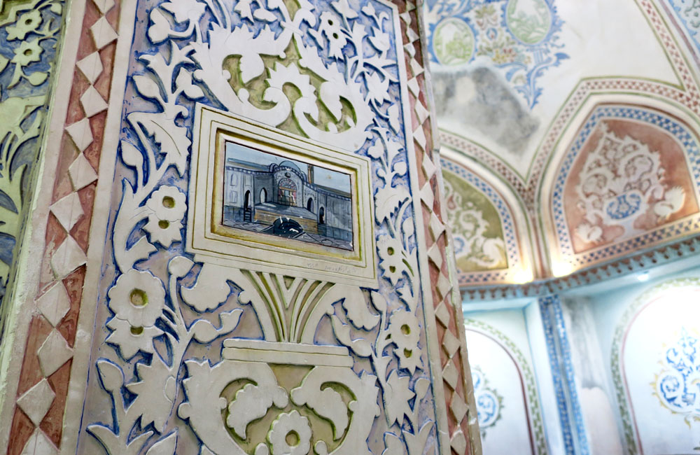 Sultan Amir Ahmad Bathhouse - Photo by Mahshid Mazaheri