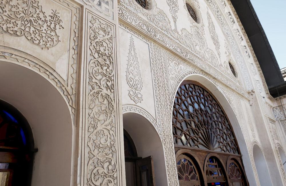 Tabatabaei House - Photo by Mahshid Mazaheri