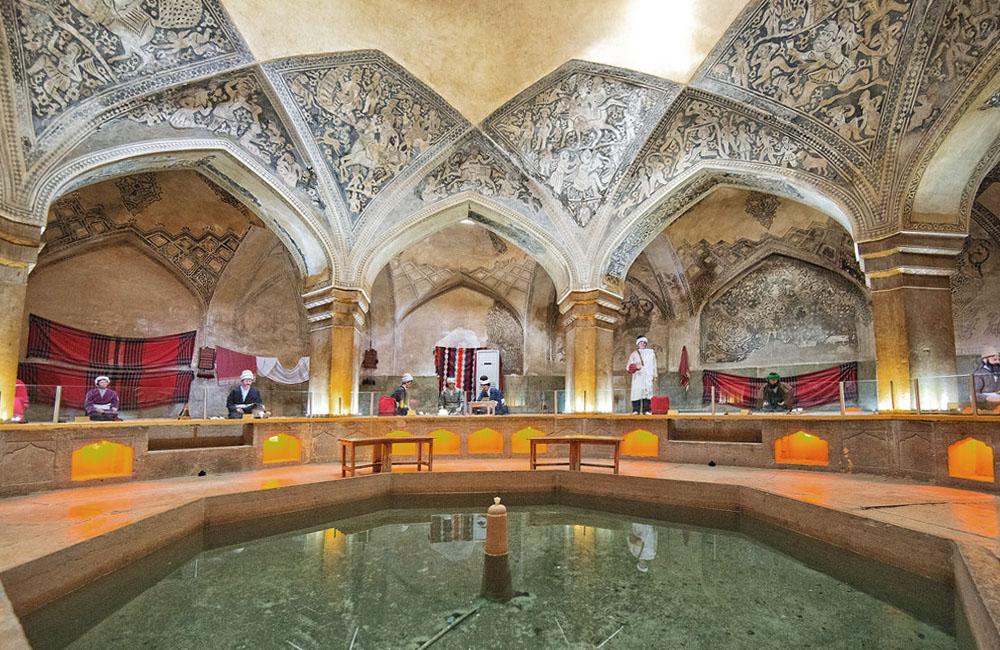 THE VAKIL BATH (Hammam-e Vakil)