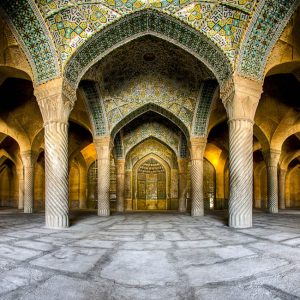 THE CULTURALLY LEGENDARY VAKIL COMPLEX IN SHIRAZ, IRAN