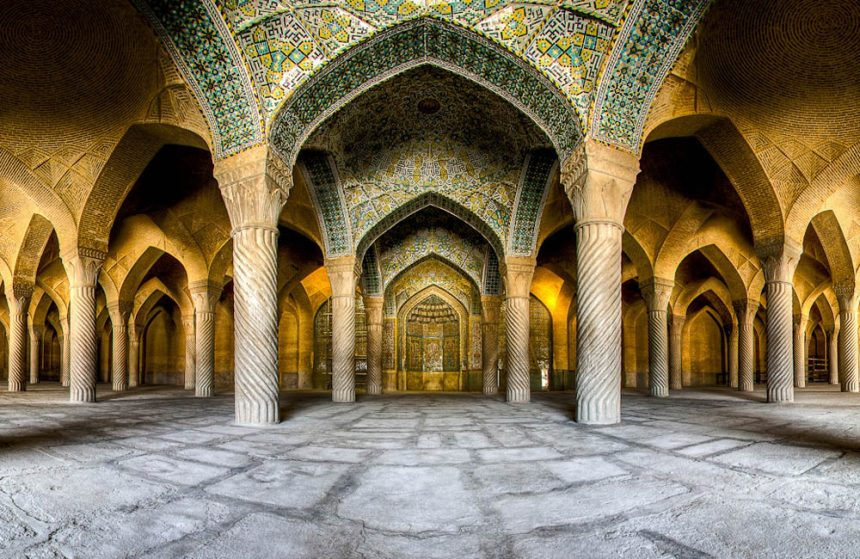 THE CULTURALLY LEGENDARY VAKIL COMPLEX IN SHIRAZ, IRAN