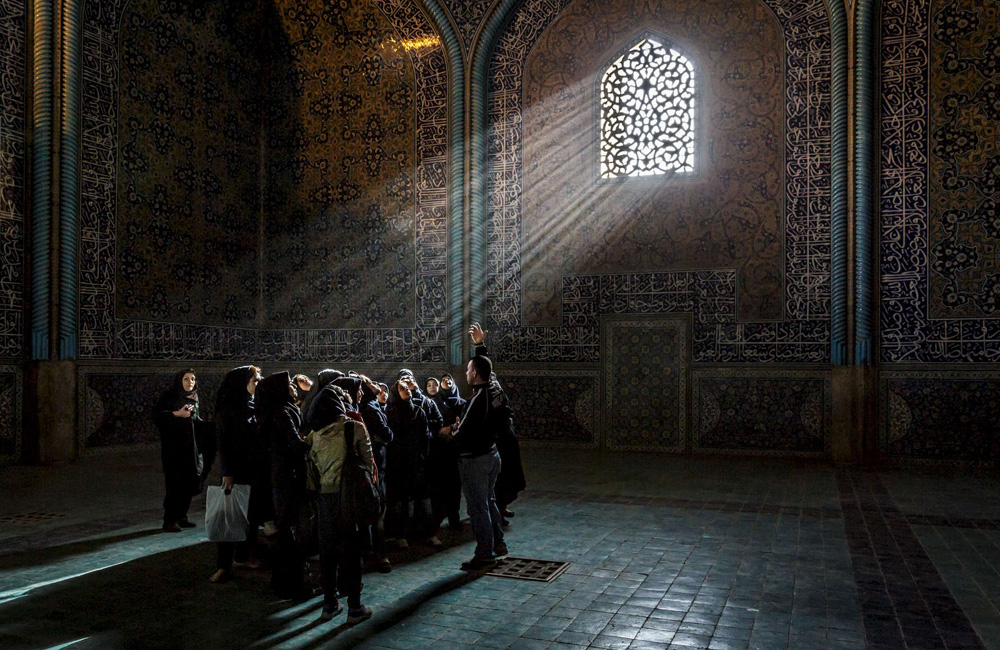 Sheikh Loftollah Mosque