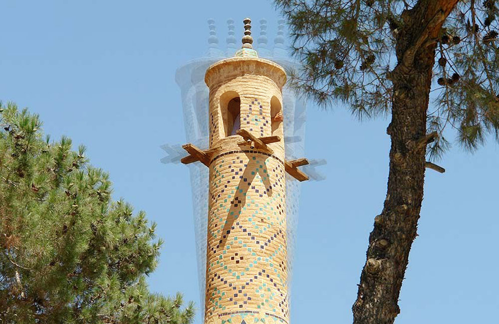 The mysterious shaking minarets