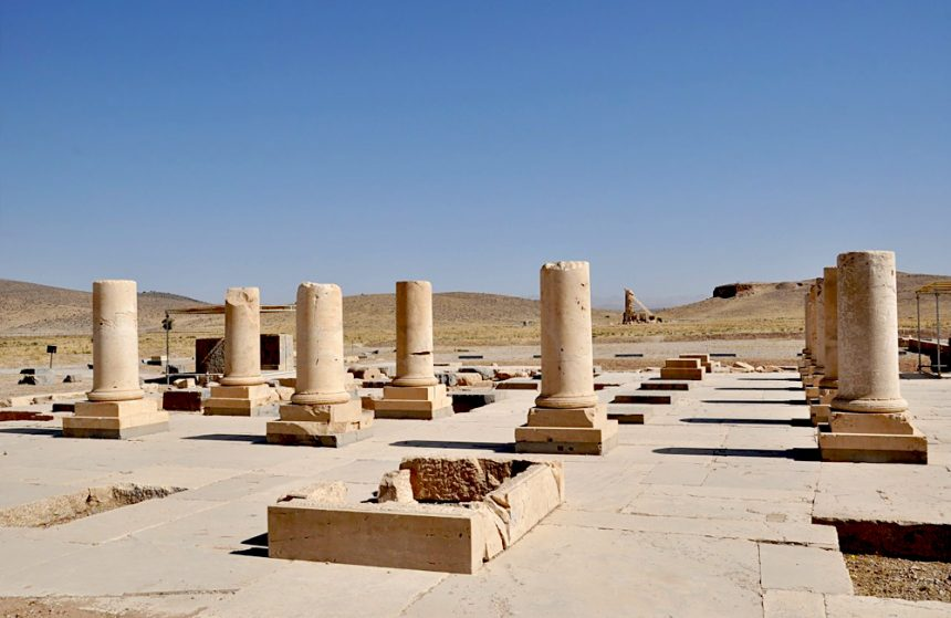 The Ancient Persian City of Pasargadae, The Cradle of Civilization