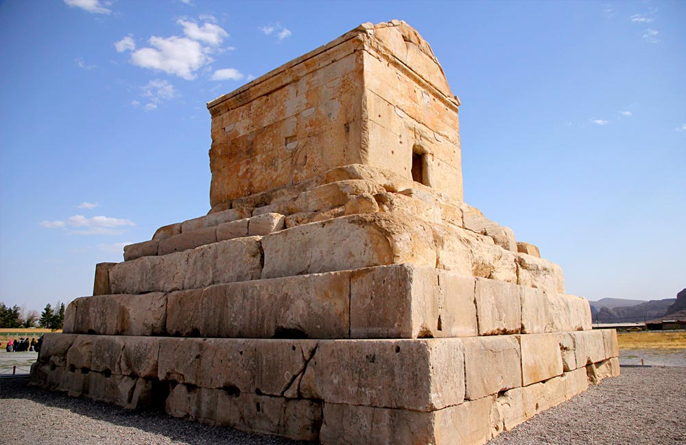 Tomb of Cyrus Pasargadae