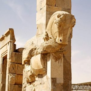 The Legend of the Mighty Persian City of Persepolis (Takht-e Jamshid)
