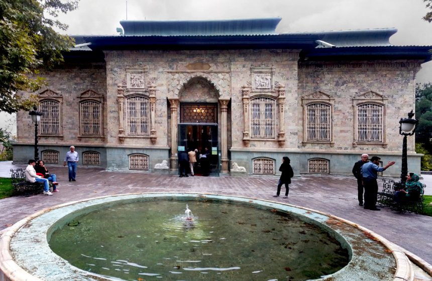 The Majestic Saadabad Palace Complex in Tehran, Iran | Home of the Shah