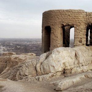 Isfahan's Sacred Fire Temple, Atashgah