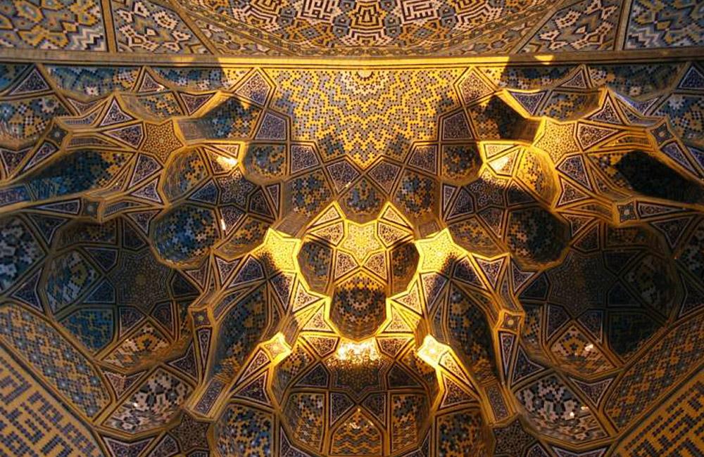 chahar bagh school isfahan iran