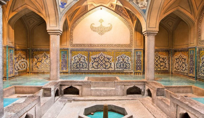 Plunging into Iran's Past Culture Traditions at Hammam-e Ali Gholi Agha