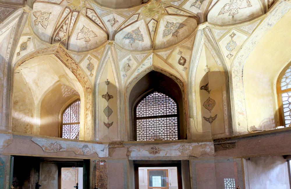 Hasht Behesht Palace Isfahan Iran