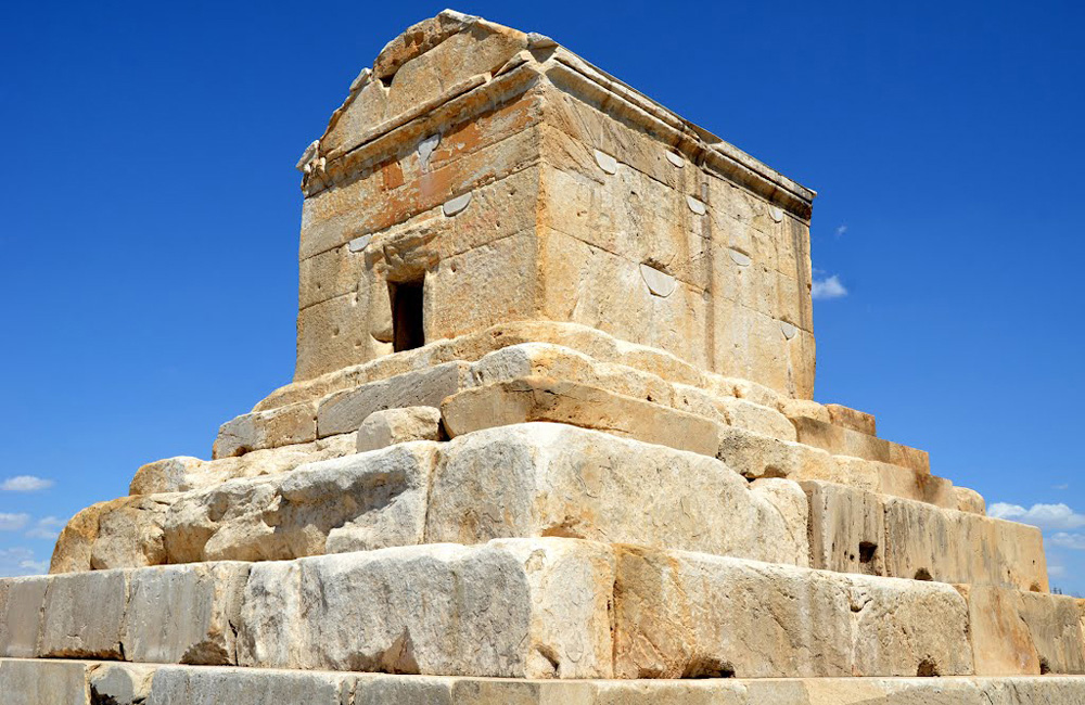 Tomb of Cyrus Pasargadae,Shiraz