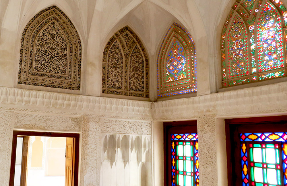 Traditional Persian architecture (Abbasi House)