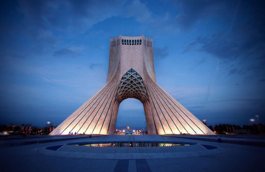 Azadi Tower, Ancient Art and Architecture of Iran in a Contemporary Look