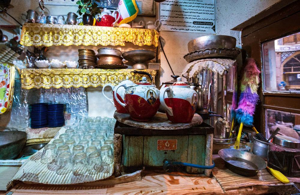 Bazaar of Kashan