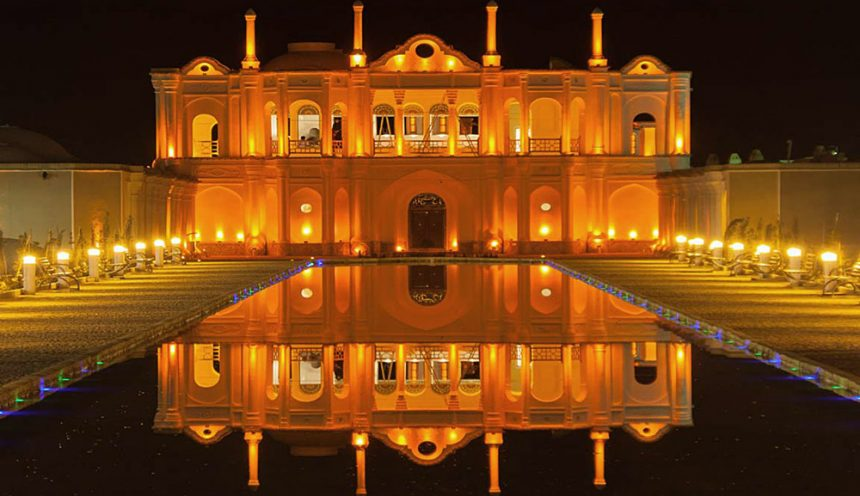 The Fathabad Garden and Mansion, Kerman, Iran's Revitalized Phoenix Tail