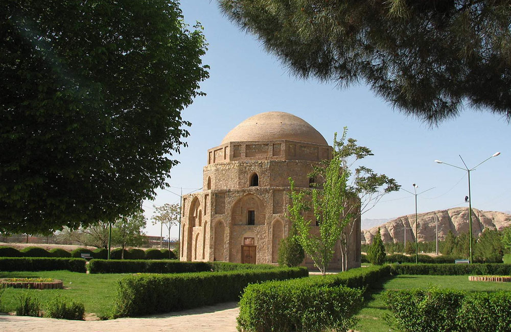 Gonbad-e Jabaliye, One of the Oldest Structures in Iran