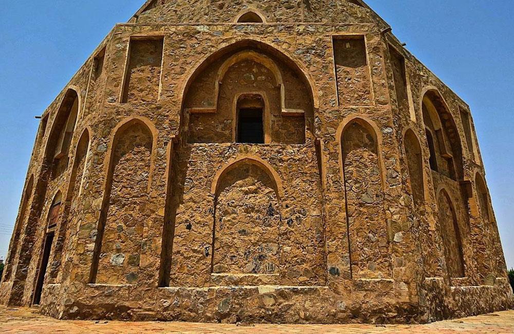 The Ancient Gonbad-e Jabaliye
