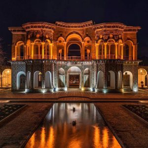 Shazdeh Mahan Garden, the Lush Royal Mansion of Kerman