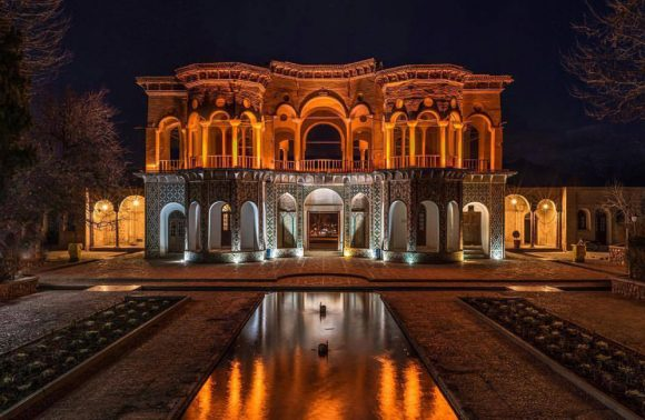 Shazdeh Mahan Garden, the Lush Royal Mansion of Kerman