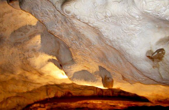 The Hidden Nabati Cave in Yazd, Iran