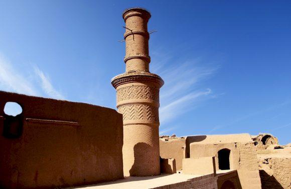 Monar Jonban (Shaking Minarets) Kharanegh, Yazd, Iran