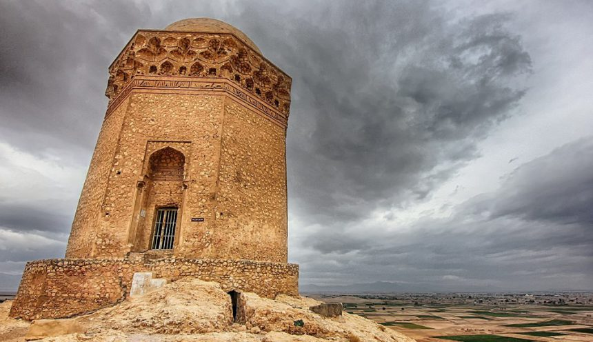 The Millennia-old Gonbad-e Aali in Abarkuh