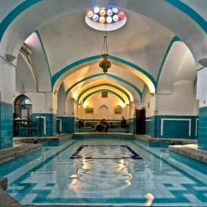 The Traditional Persian Bathhouse, Hammam-e Khan (Garmkhaneh Nour)