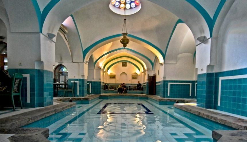 The Traditional Persian Bathhouse, Hammam-e Khan (Garmkhaneh Nour)